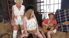 Sex Addicted Grannies - Group Sex Video